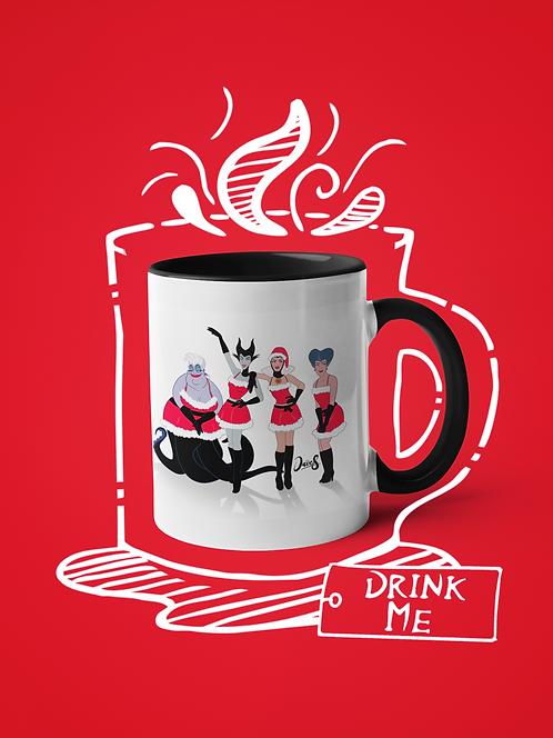 Mug / Christmas - Mean Villains