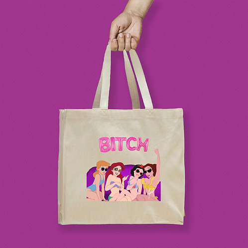 Tote Bag / Special Edition - Bitch Party