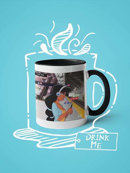 Mug / Bad Day - Jasmine