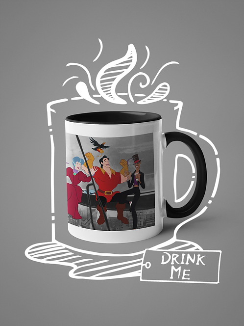 Mug / Special Edition - Villains Skyscraper