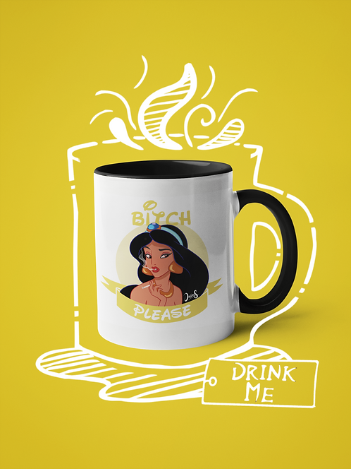 Mug / Bitch Please - Jasmine
