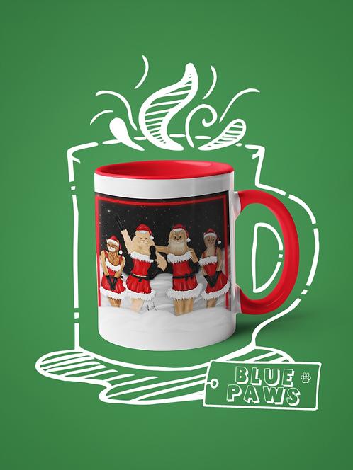Mug / Pawlidays - Jingle Bell Rock