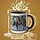 Thumbnail: Mug / Street Fashion - Pocahontas
