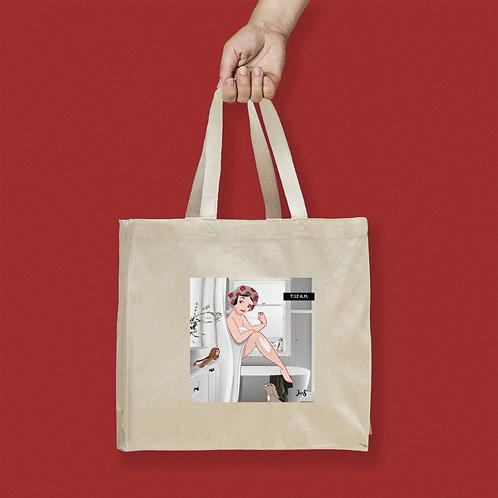 Tote Bag / Bad Day - Snow White