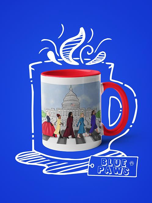 Mug / Women's Empowerment - Capitol on Heels
