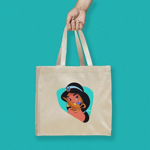 Tote Bag / Queerantine - Mask Jasmine
