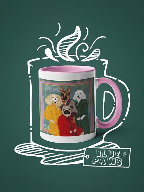 Mug / Special Edition - Golden Tails