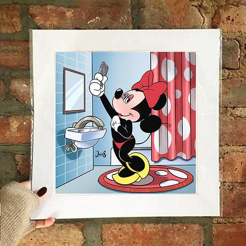 Poster / Freaky Club - Minnie