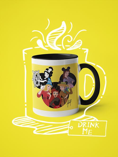 Mug / Special Edition - Mickey Princesses