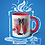 Thumbnail: Mug / Pop Tails - Michael Pawson