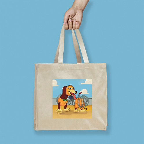 Tote Bag / Special Edition - Sliking