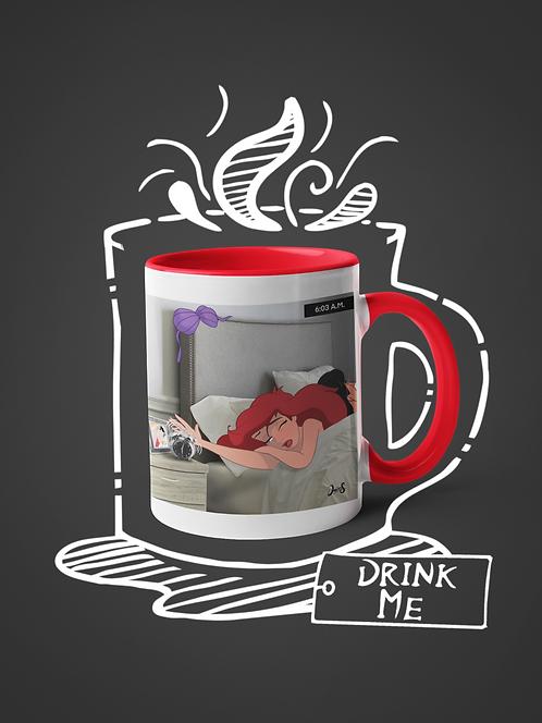 Mug / Bad Day - Ariel