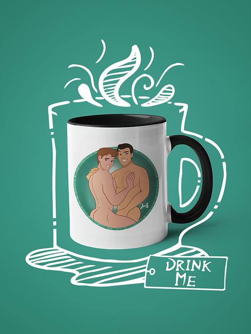 Mug / Prinsex - Phillip & Charming