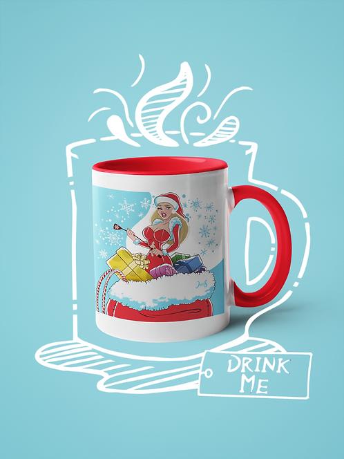 Mug / Christmas - Ms Claus