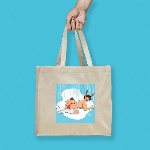 Tote Bag / Christmas - Rudolph