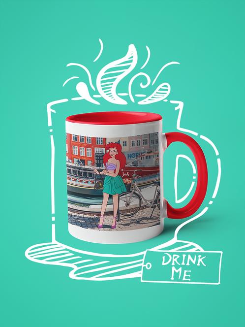 Mug / Street Fashion - Ariel