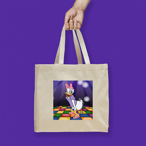 Tote Bag / Freaky Club - Daisy