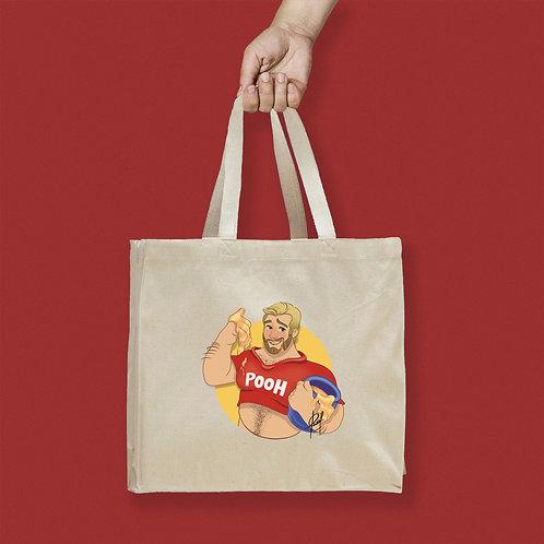 Tote Bag / Special Edition - Winnie Pooh