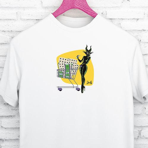 Unisex T-Shirt / Queerantine - Mistress of Paper