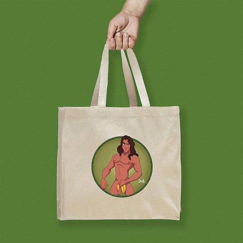 Tote Bag / Prinsex - Tarzan