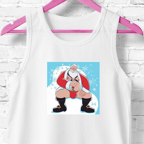 Unisex Tank Top / Christmas - Santa