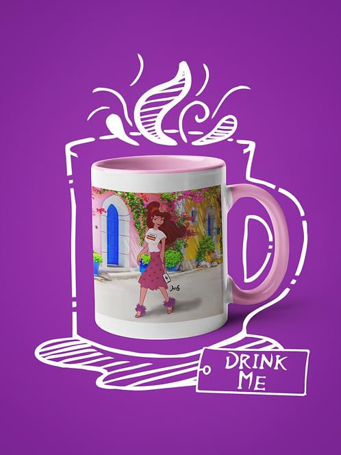 Mug / Street Fashion - Megara