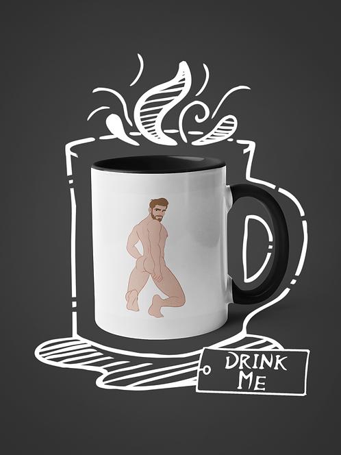 Mug / Censored - Blondy Male