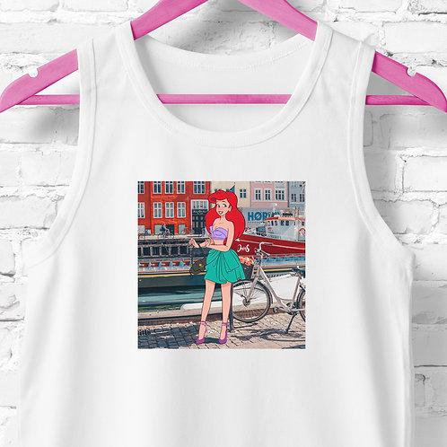 Unisex Tank Top / Street Fashion - Ariel