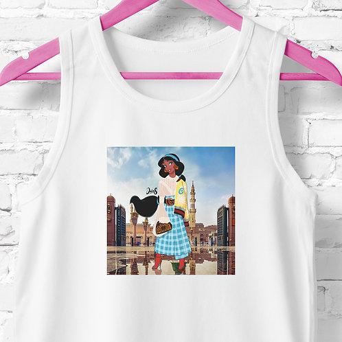 Unisex Tank Top / Street Fashion - Jasmine