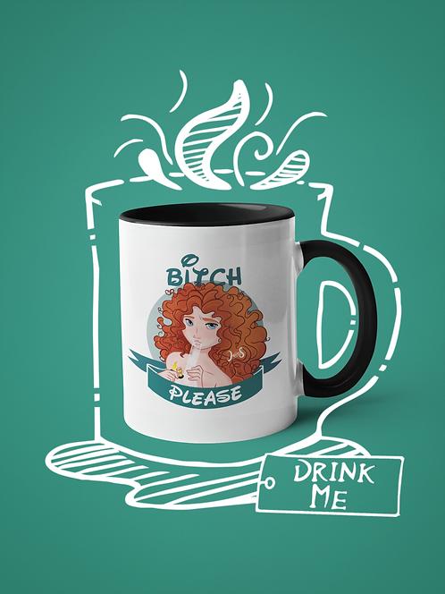 Mug / Bitch Please - Merida