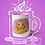 Thumbnail: Mug / Queerantine - Mask Rapunzel