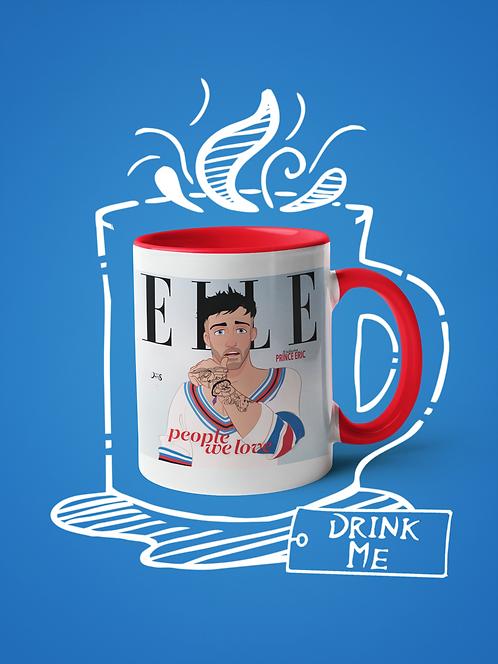 Mug / Magazines - Eric Elle