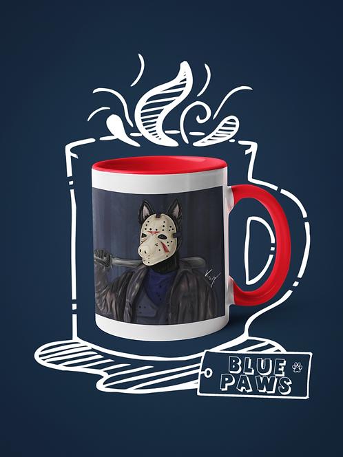 Mug / Petloween - Jason