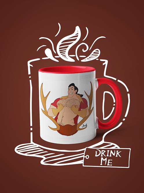 Mug / Villains - Gaston