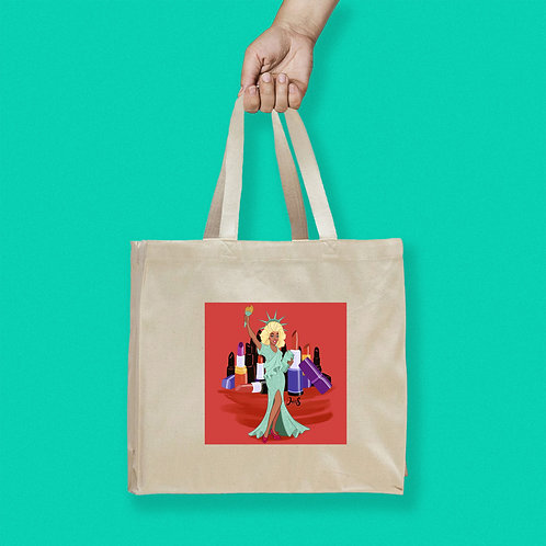 Tote Bag / DraGlam - Rulady of Liberty