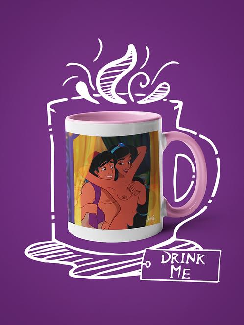Mug / Special Edition - Aladdin & Jasmine
