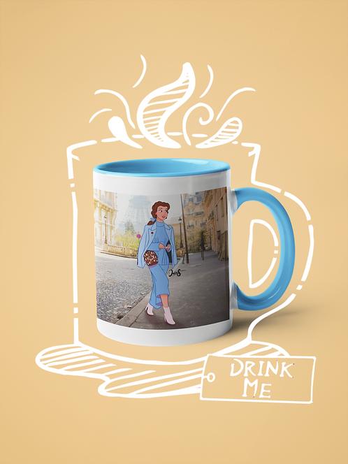 Mug / Street Fashion - Belle
