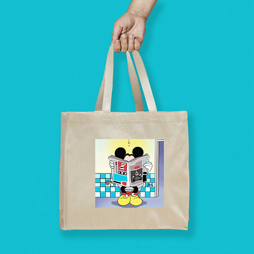 Tote Bag / Freaky Club - Mickey