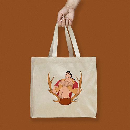 Tote Bag / Villains - Gaston