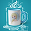 Thumbnail: Mug / Queerantine - Mask Elsa