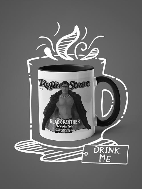 Mug / Magazines - Black Panther