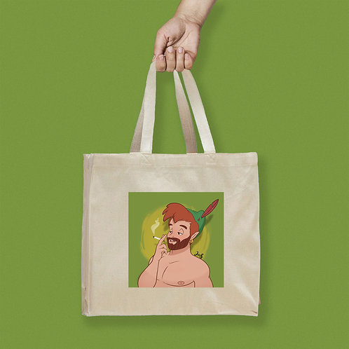 Tote Bag / Special Edition - Peter Pan