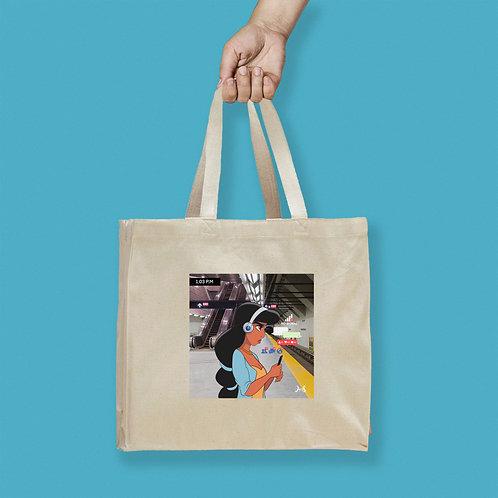 Tote Bag / Bad Day - Jasmine