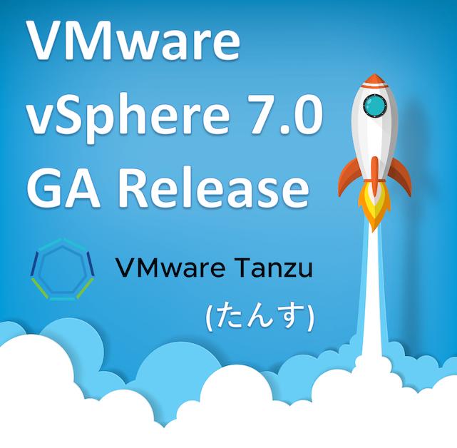 VMware vSphere 7.0