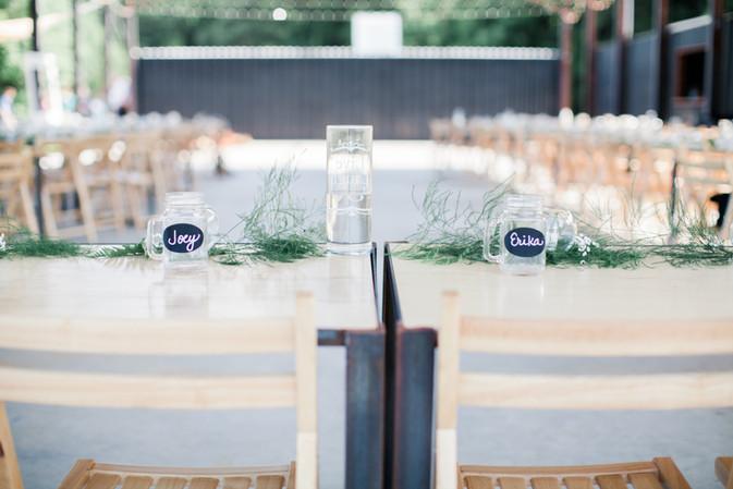 The Co-Op Venue,Wedding, Springfield, Missouri, detail shot