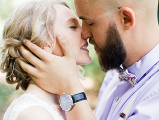 Joseph and Erika tie the knot at The Co-Op Venue