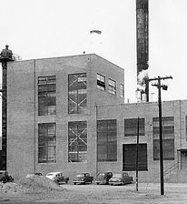 Acme Power Plant 1952, Sheridan, WY