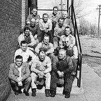 Acme Power Plant Crew 1952, Sheridan, WY