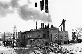 Acme Power Plant 1947, Sheridan, WY