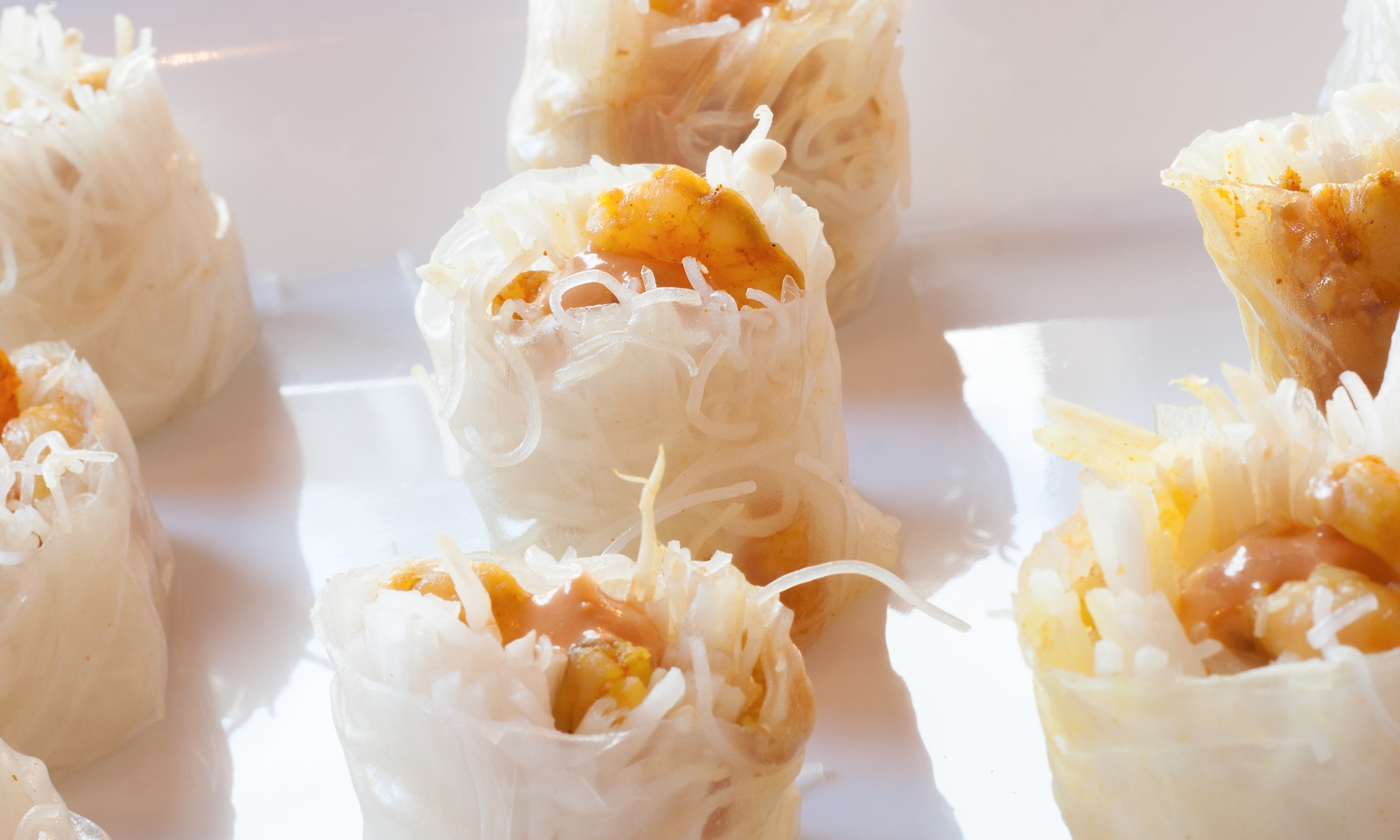 Asian Spring Shrimp Roll